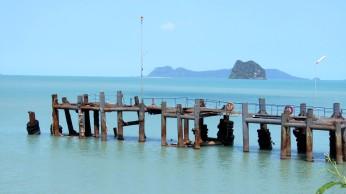 Porto em Surat Thani