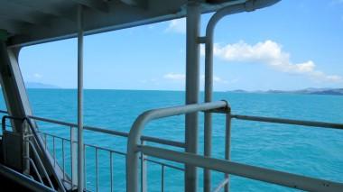 Barco para Koh Phangan