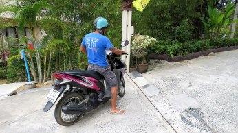 Nossa scooter