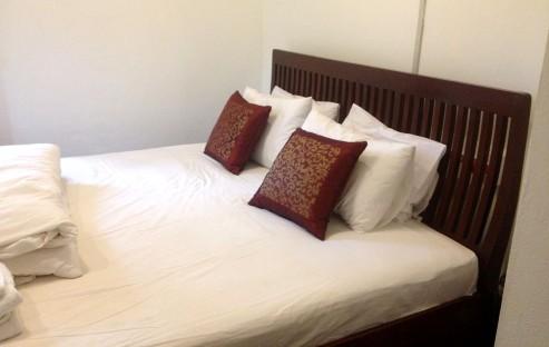 Cama muito confortável, Thatsaphone Hotel