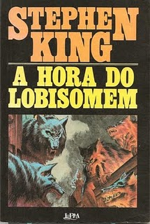 A Hora do Lobisomem, Stephen King