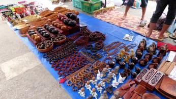 Night Market: o artesanato é lindo, diferente e super barato. E pechinchar é regra
