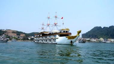 Uma opção de barco