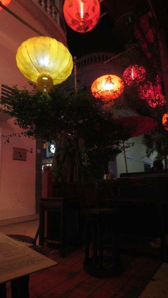 Bar Miss Wong, numa rua escondida do centro