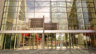 Shopping Marina Bay Sands