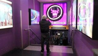 Minotaur, loja de cultura pop