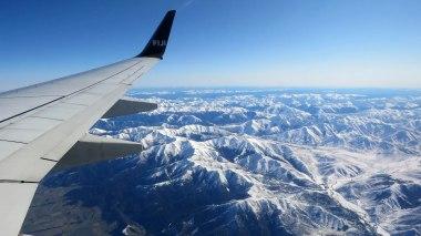 Vista da chegada em Nova Zelândia
