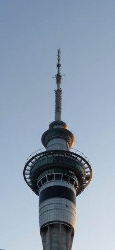 Sky tower, construção mais alta