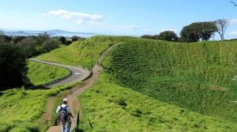 Caminho do Mount Eden