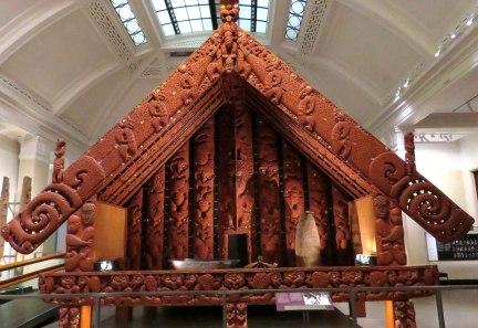 Construção Maori