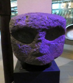 Esculturas maori