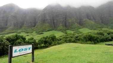 As míticas montanhas de Lost