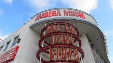 Loja de discos Amoeba
