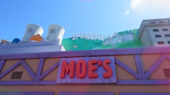 Simpsons, Universal Studios